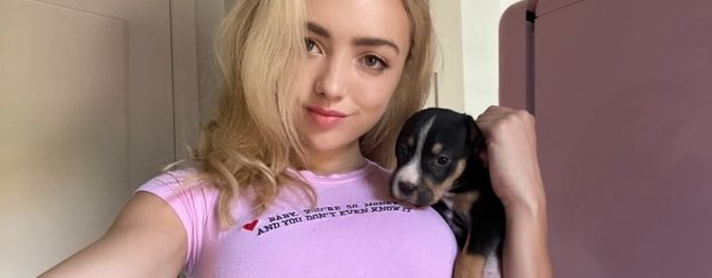 Peyton List Opens Up About Her Last Audition, Starting a YouTube Show, and Fostering 6 Puppies