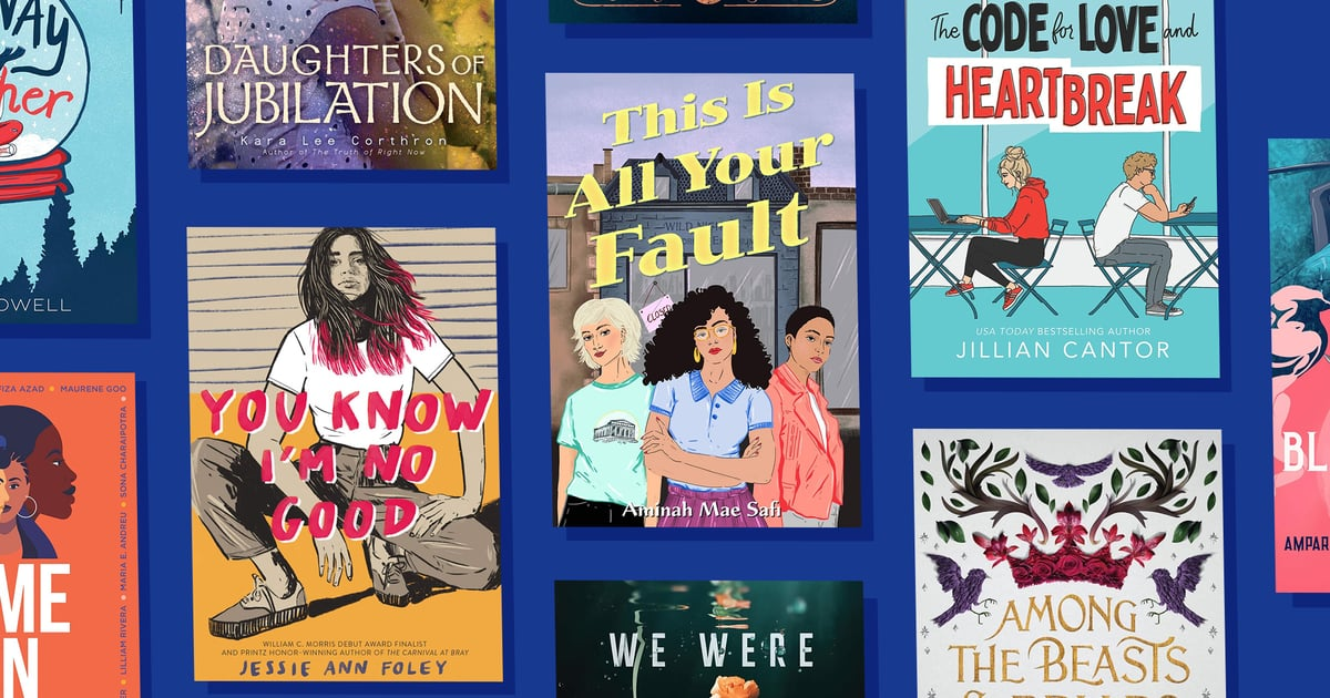 12 New YA Books That Will Wow You This October