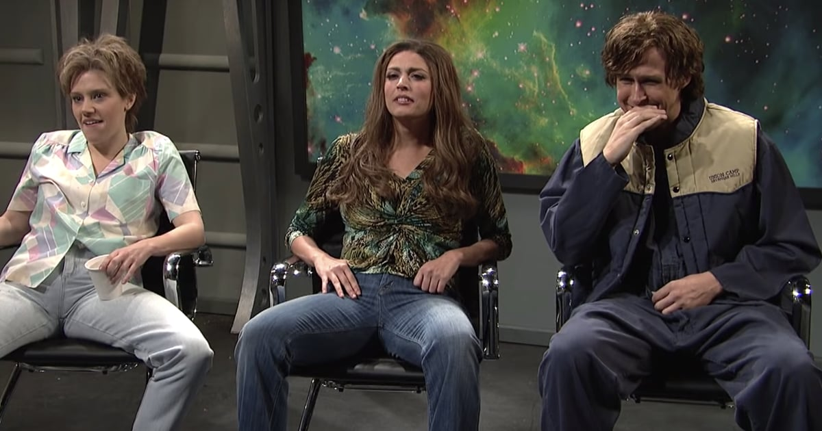 20 Saturday Night Live Hosts Who Just Couldn't Keep It Together