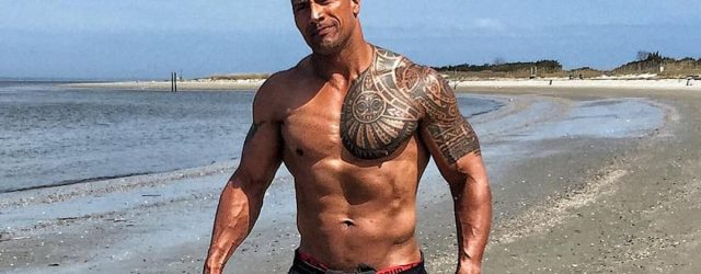 65 Dwayne Johnson Pictures That Will Rock Your World