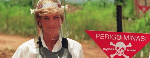 7 Causes That Were Near and Dear to Princess Diana's Heart