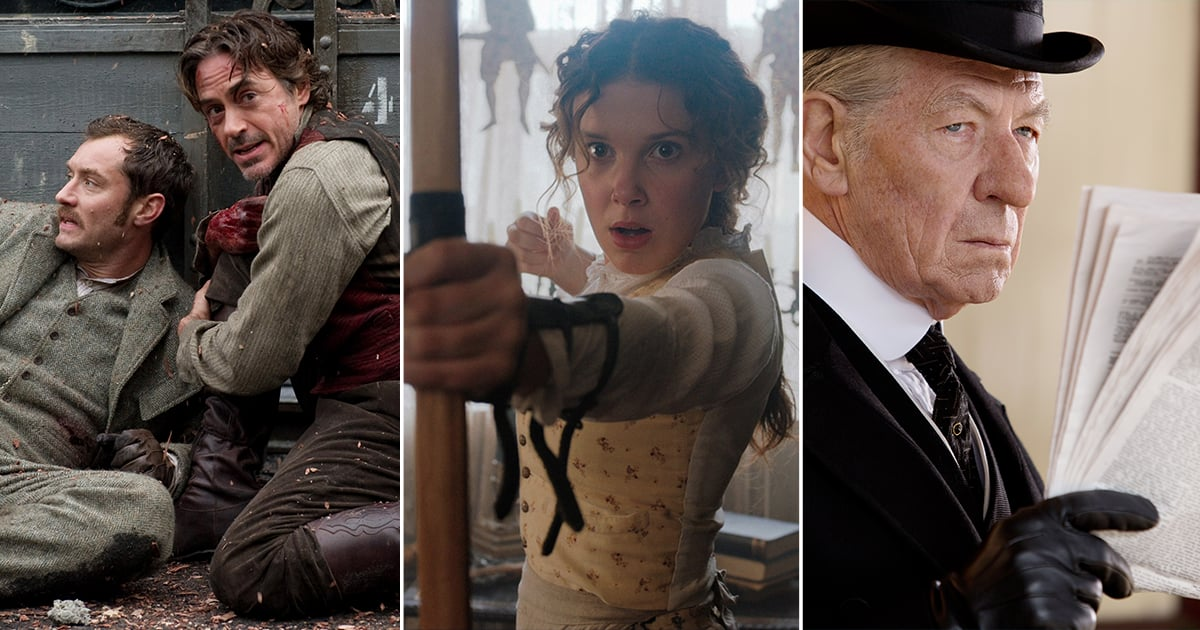 8 Movies and Shows to Watch If Enola Holmes Has You Ready for More Sherlockian Adventures