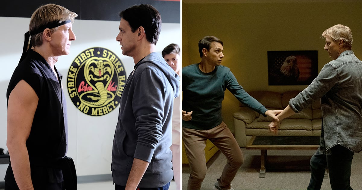 80 Karate Kid Easter Eggs You Might Have Missed on Cobra Kai