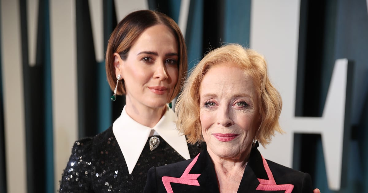 Before Holland Taylor, Sarah Paulson Was Engaged to Tracy Letts