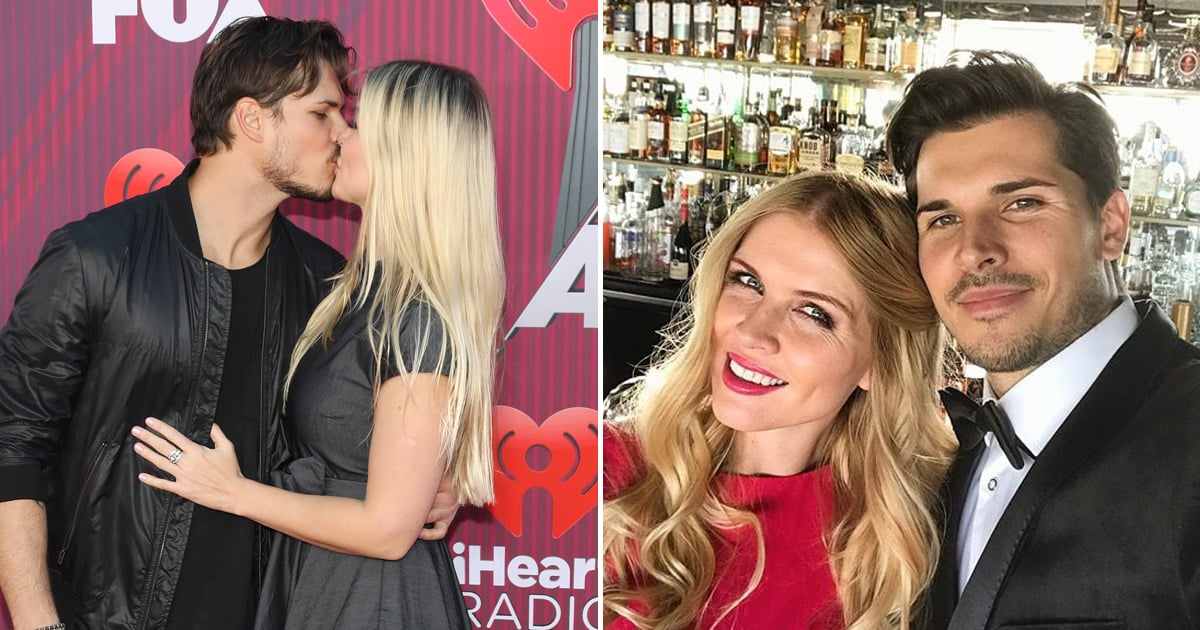 DWTS's Gleb Savchenko and His Wife Have a Fairy Tale Romance Off the Ballroom Floor