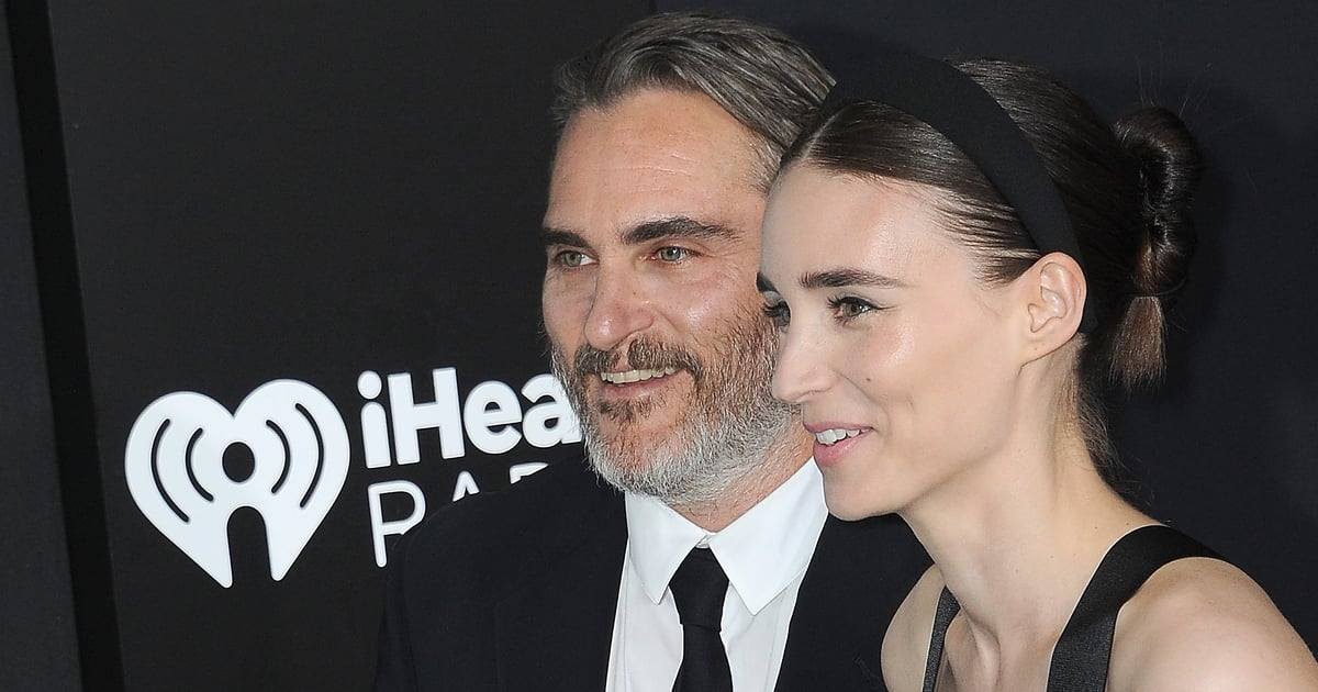 Joaquin Phoenix and Rooney Mara Name Their Newborn Son In Honor of Phoenix's Late Brother, River