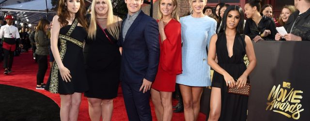 Just 100+ Aca-Awesome Pics of the Pitch Perfect Cast Hanging Out