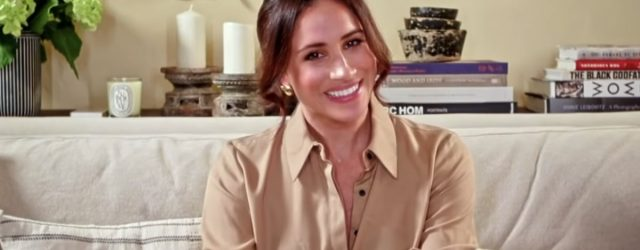 Meghan Markle Made a Surprise Appearance on America's Got Talent For This Sweet Reason