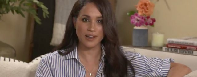 "Meghan Markle on Being ""Liberated"" From Naysayers: ""It's Very Easy to Just Live With Truth"""