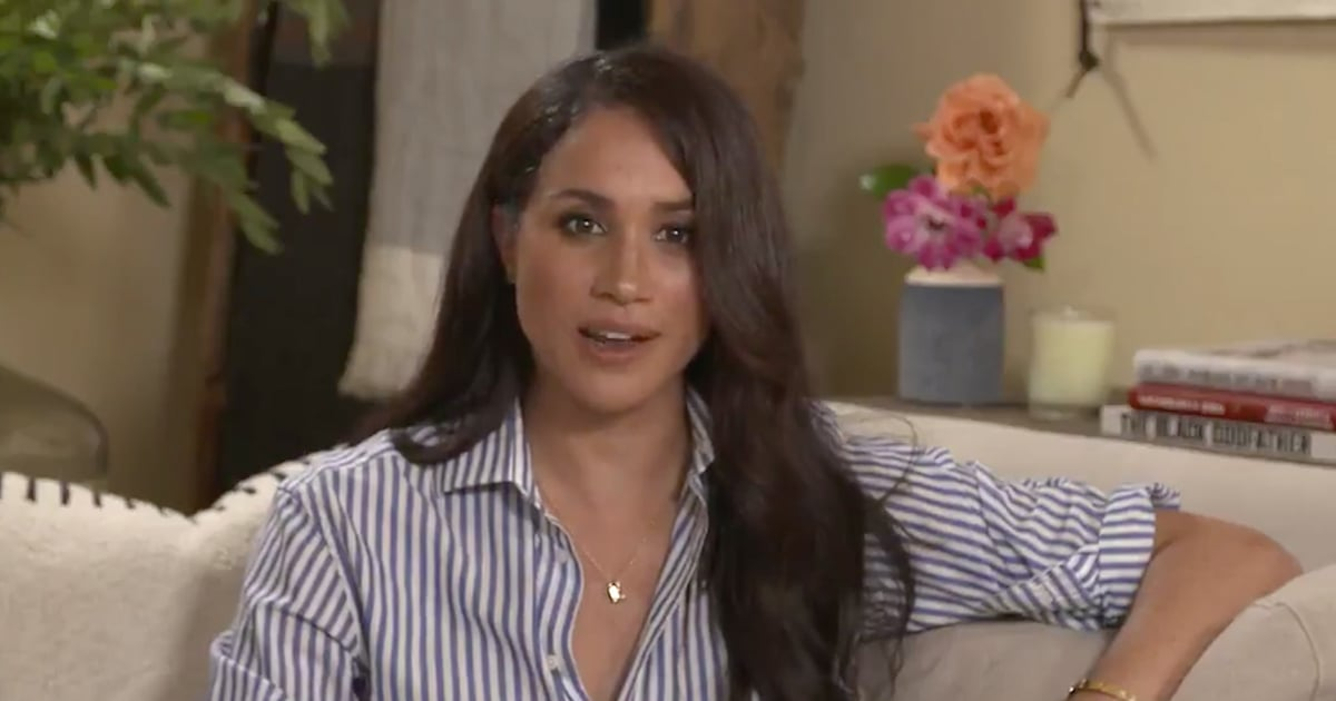 """Meghan Markle on Being """"Liberated"""" From Naysayers: """"It's Very Easy to Just Live With Truth"""""""