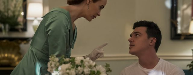 Nurse Ratched and Edmund Tolleson Have a Truly Harrowing Backstory on Netflix's Ratched
