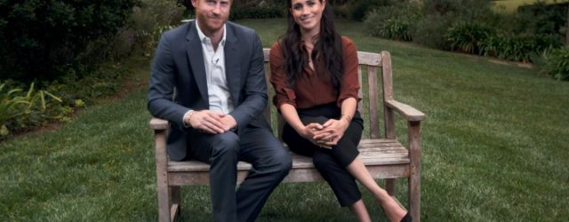 """Prince Harry and Meghan Markle Ask Americans to Get Out and Vote: """"You Deserve to Be Heard"""""""
