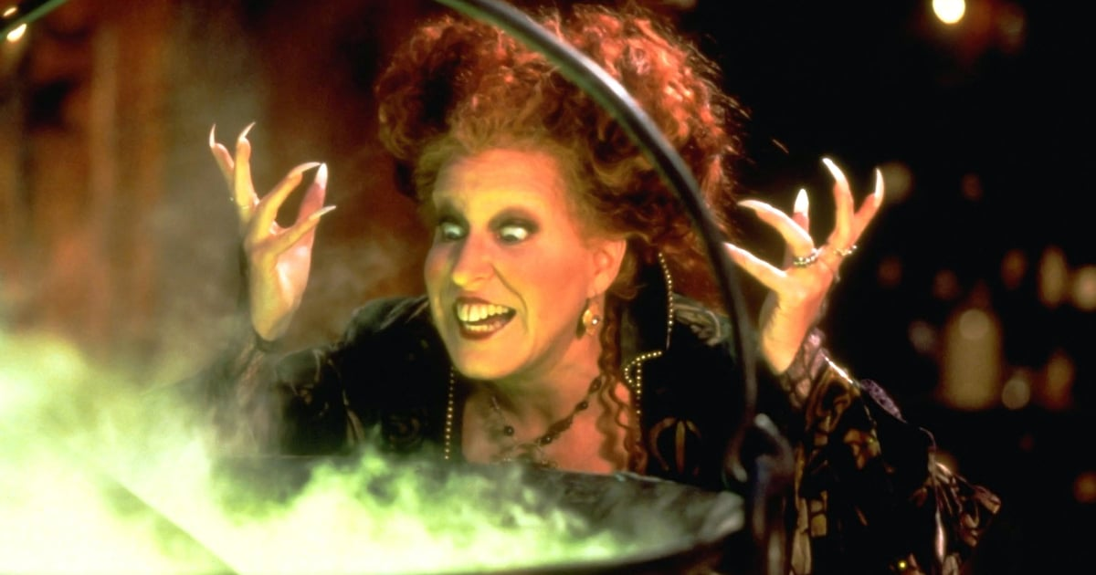Sweet Sarah Sanderson! Your Chance to Watch Hocus Pocus With Bette Midler Has Arrived