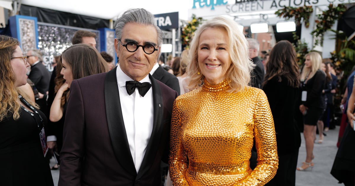 These Eugene Levy and Catherine O'Hara Quotes Sum Up Their Glorious Friendship