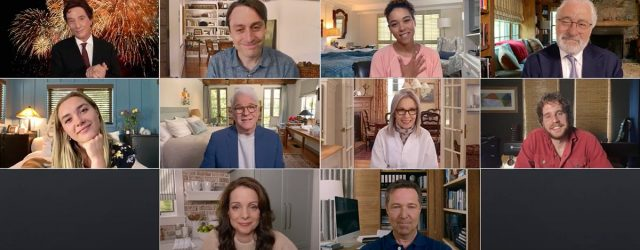 Welcome to 2020, Mr. Banks! The Father of the Bride Cast Reunited For a Surprise Zoom Wedding