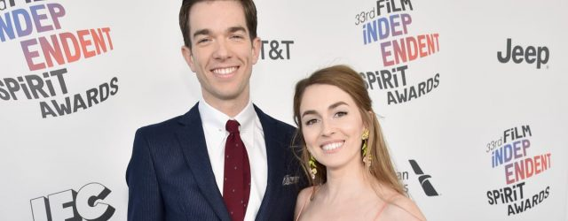 Yeah, Sure, John Mulaney Is Flippin' Hilarious, but His Wife Is Just as Cool
