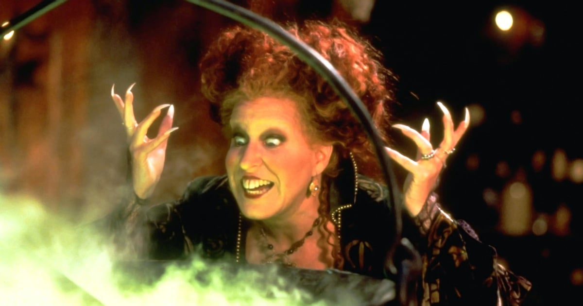 10 Children's Movies About Witches For Some Spooky Goodness