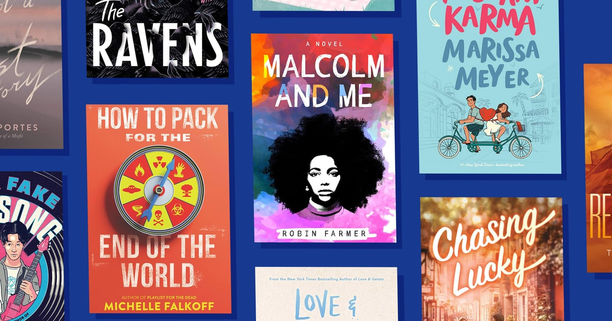 10 New YA Books to Get Lost in this November