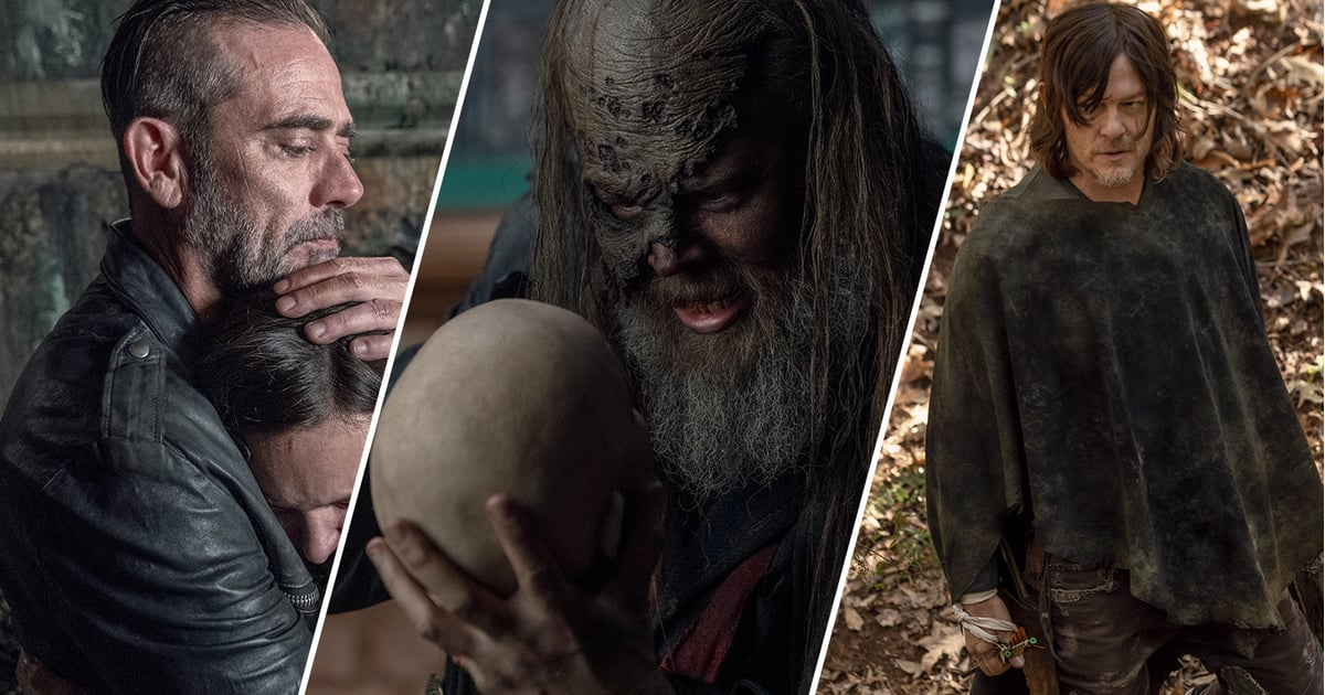 2 of Our Favorite Characters Came Back During That Shocking Walking Dead Finale