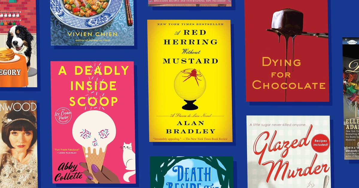 21 Lighthearted, Cozy Mystery Books to Settle Down With This Fall