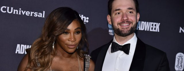 8 Quotes From Serena Williams and Alexis Ohanian That Prove They've Found True Love