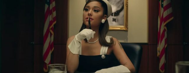 """Ariana Grande Serves as Commander in Chief in Her """"Positions"""" Video"""