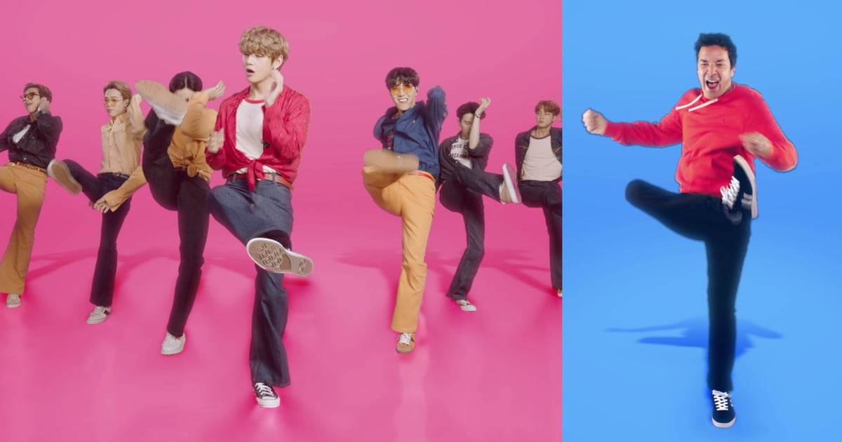 BTS's Takeover on The Tonight Show Was a Week-Long Fun Fest, and I'm Still Dancing