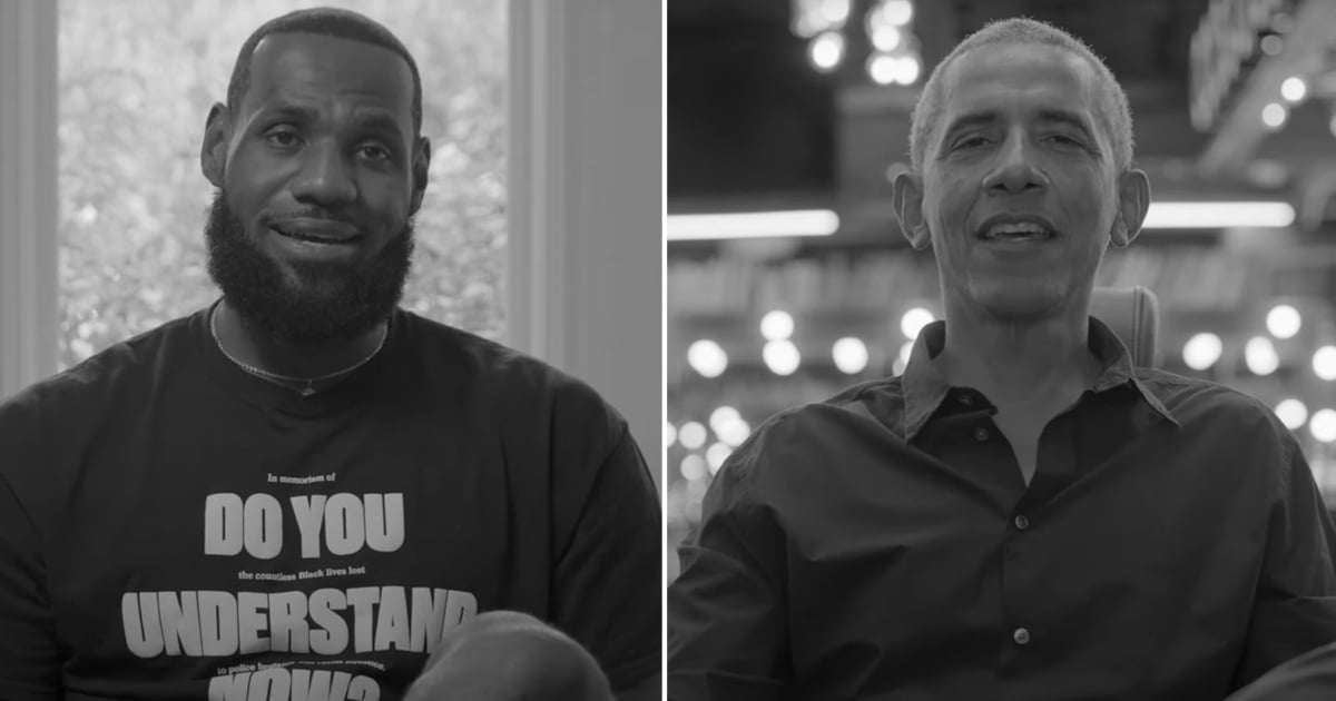 "Barack Obama Reminds Voters That ""We Have Control"" in The Shop Teaser With LeBron James"