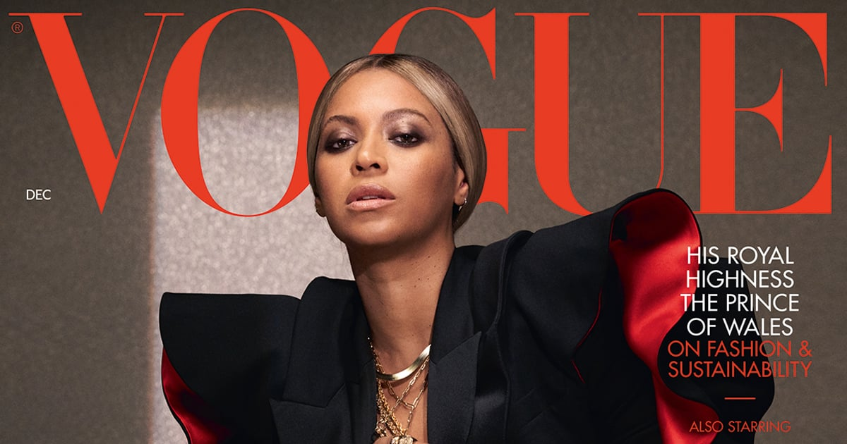 "Beyoncé Opens Up About ""Representing My Culture"" in Historic British Vogue Cover Story"