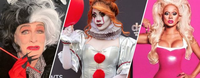 Celebrities Are Getting Into the Halloween Spirit With Some Scary-Good Costumes