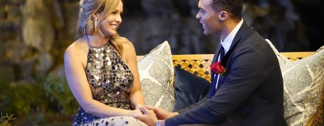 Clare Insists She Didn't Reach Out to Her Suitors Before The Bachelorette Began Filming