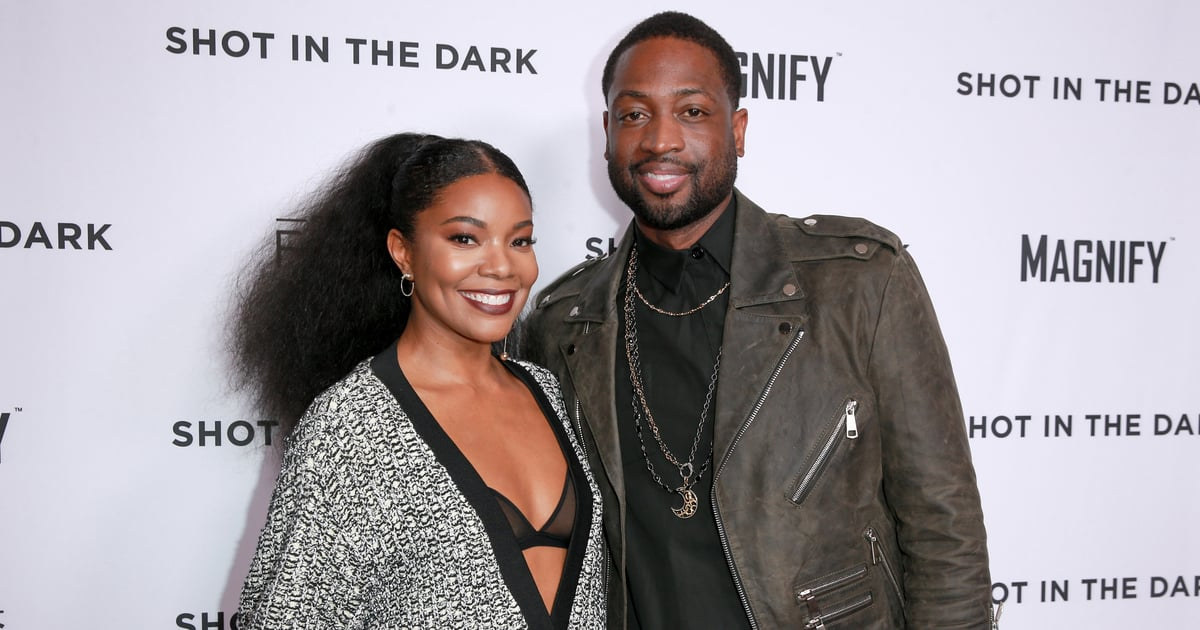 """Dwyane Wade's Birthday Note to """"My Beautiful"""" Gabrielle Union Should Be on a Hallmark Card"""