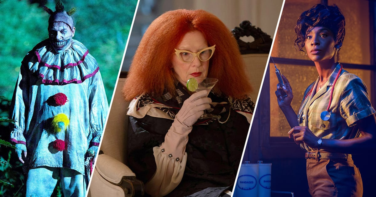 Every American Horror Story Character You Could Be For Halloween