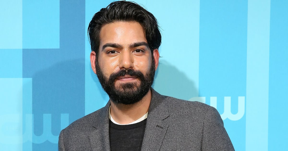 Get to Know Rahul Kohli, the Actor Behind Bly Manor's Lovable Chef With a Great Mustache