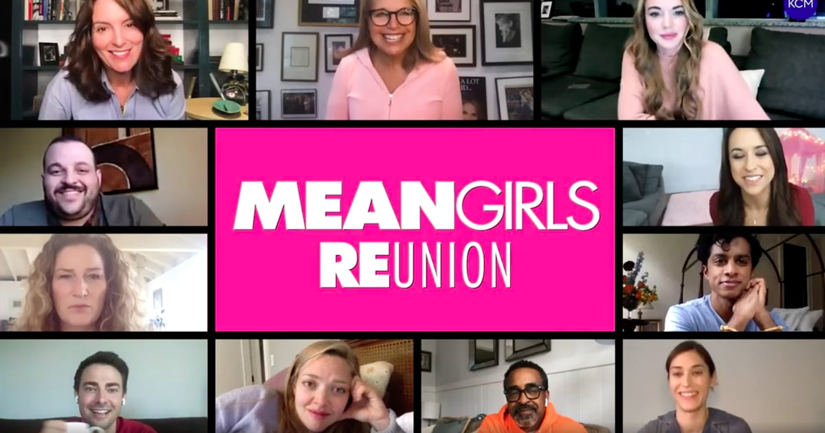 How Many Times Can We Watch This Mean Girls Cast Reunion? The Limit Does Not Exist