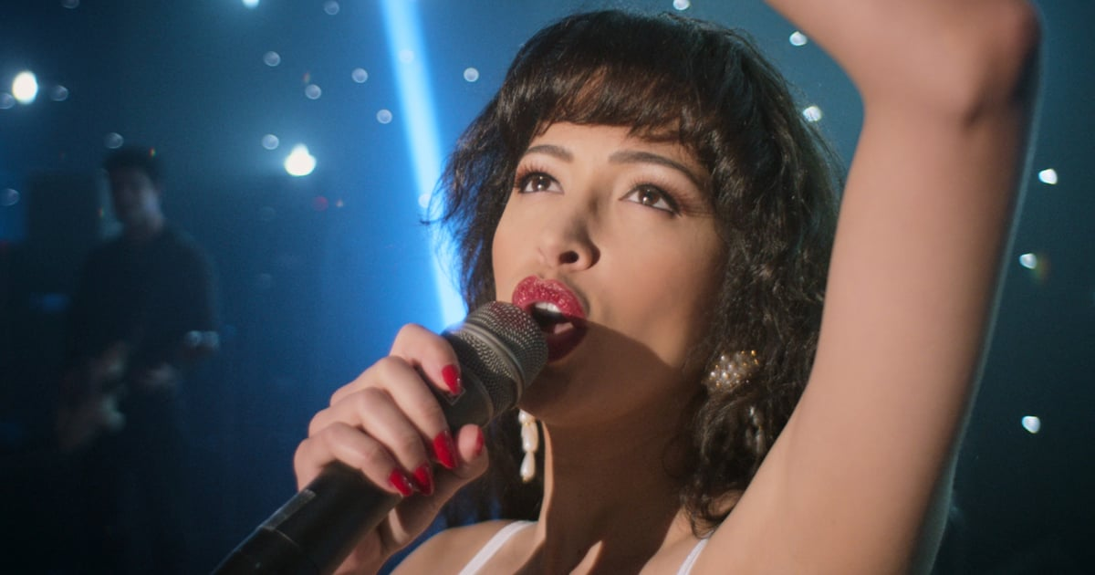 Is Christian Serratos Really Singing in Netflix's Selena Quintanilla Series? Here's the Deal