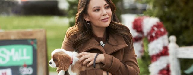"""Janel Parrish's Hallmark Film, Holly & Ivy, Will Give You All the Feels: """"It Has So Much Heart"""""""