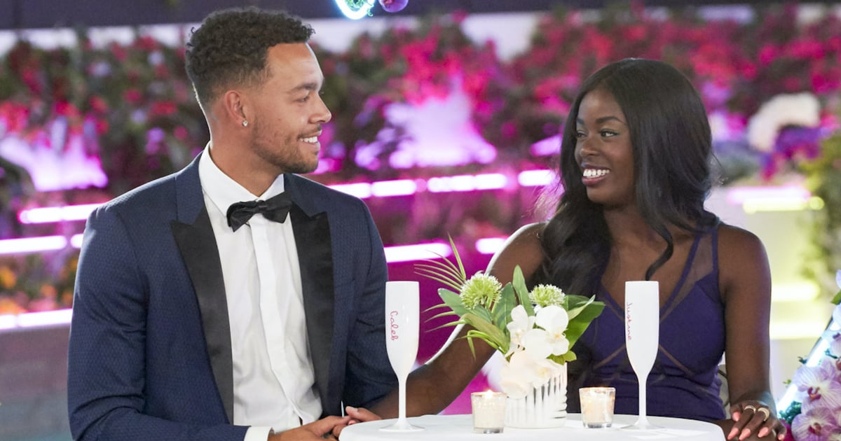 Justine and Caleb's Historic Love Island Win Has Been One of the Few Redeeming Events of 2020