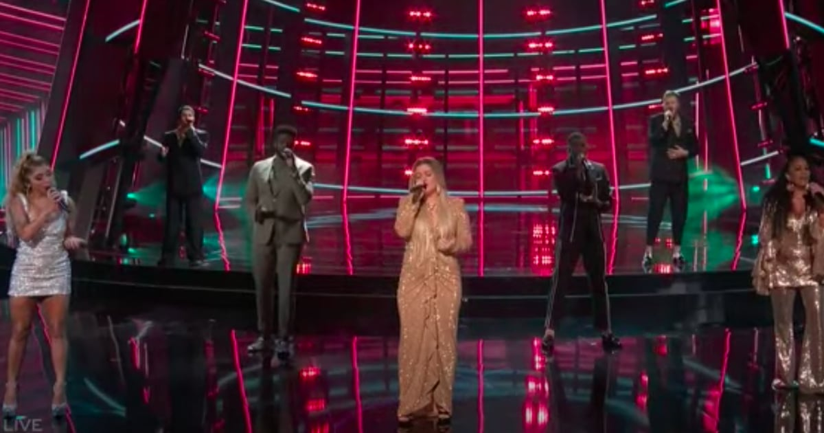 """Kelly Clarkson, Pentatonix, and Sheila E. Shake Our Souls With Their """"Higher Love"""" Cover"""
