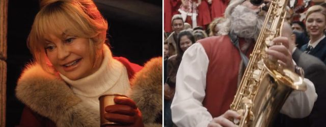 Kurt Russell and Goldie Hawn Try to Save the North Pole in the Christmas Chronicles 2 Trailer