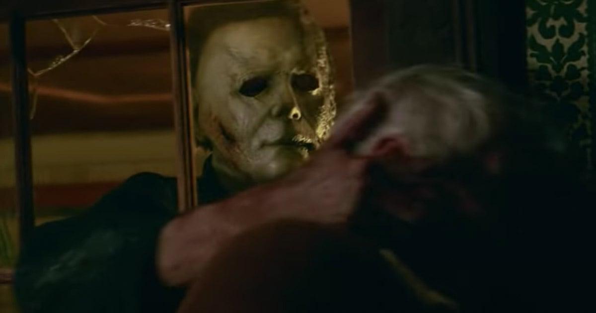 Lock Your Doors! Michael Myers Is Back in the Suspenseful Trailer For Halloween Kills
