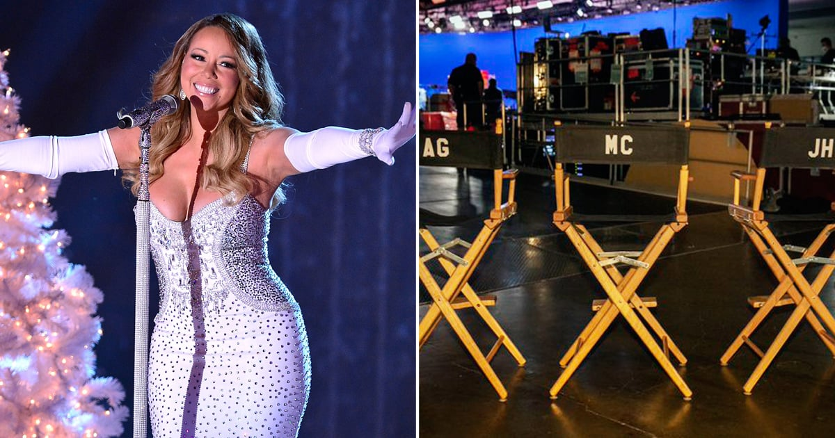 Mariah Carey Teased a Christmas Collab, and *Clears Throat* Here Are Our Theories