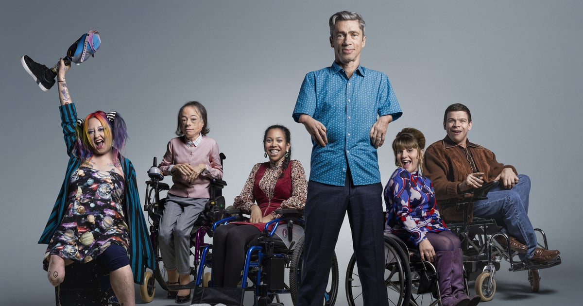 Mat Fraser on BBC's CripTales: Written, Directed, and Acted by People With Disabilities