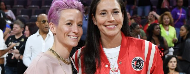 Megan Rapinoe and Sue Bird's Cutest Pictures Prove They're the Ultimate Power Couple