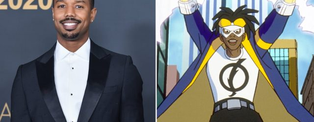 Michael B. Jordan Is Producing a Static Shock Film — Here Are All the Electrifying Details