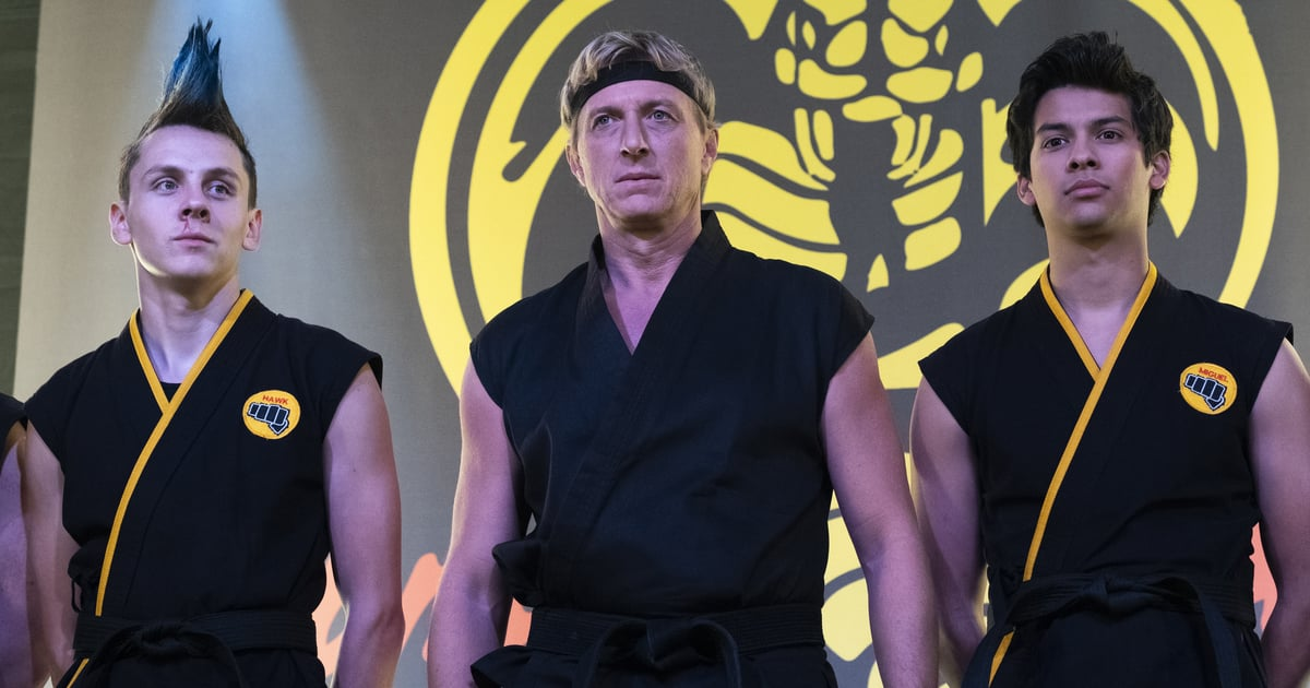 Netflix's Cobra Kai Has Been Renewed For a Fourth Season, So Queue Up Your Watch List