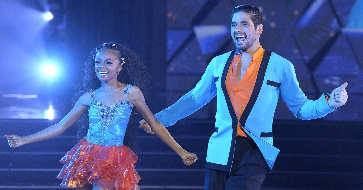 Skai Jackson Is Coming For That Mirrorball Trophy, and These DWTS Performances Prove It