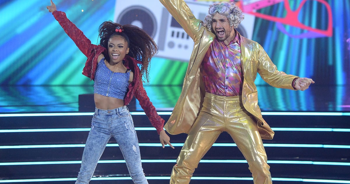 Skai Jackson's Back to the Future Performance on DWTS Just Transported Us to the '80s