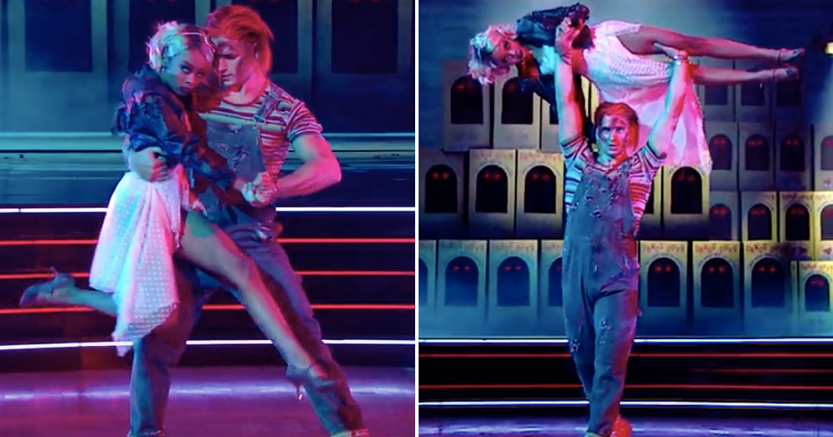 Skai Jackson's Chucky Routine on DWTS Is Even Spookier Thanks to This Billie Eilish Cover