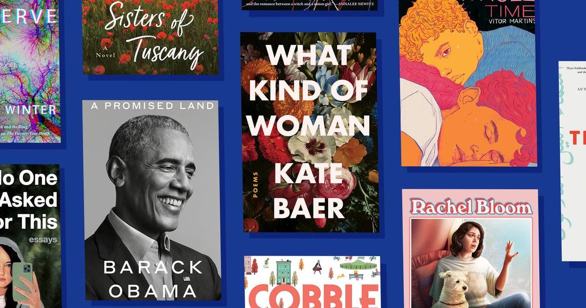 The 21 Best New Books of November 2020, Including Barack Obama's Latest Memoir